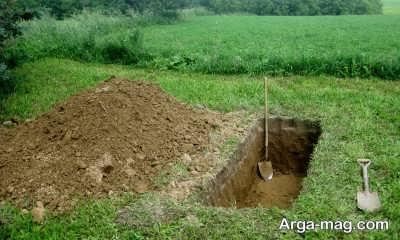 دیدن قبر در خواب چه تعبیری دارد ؟