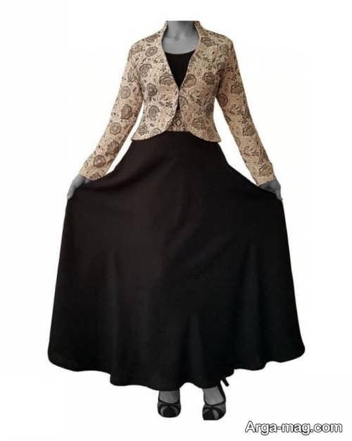 کت و دامن شیک و سنتی زنانه