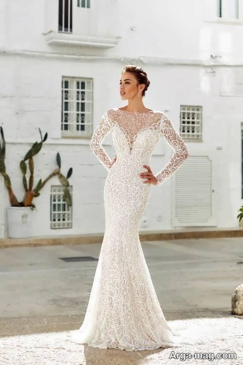 [تصویر:  Long-sleeve-bridal-dress-19.jpg]
