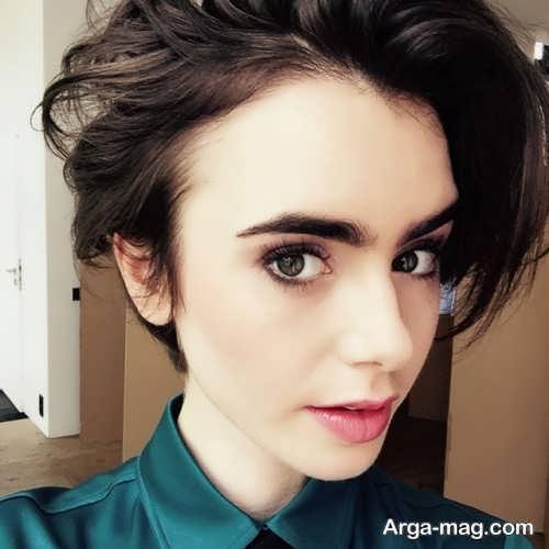 آرایش صورت دخترانه
