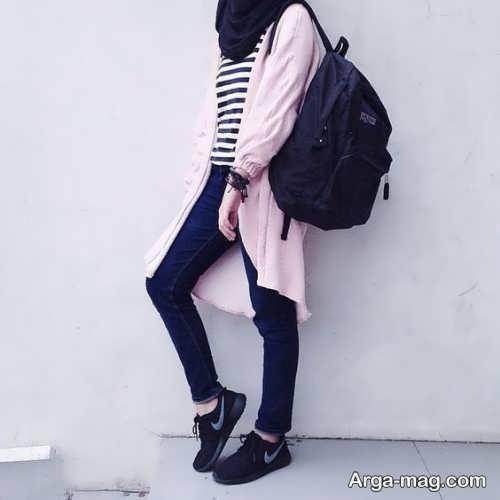 مدل مانتو زیبا دانشجویی