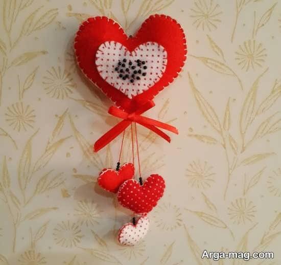 کاردستی جدید قلب