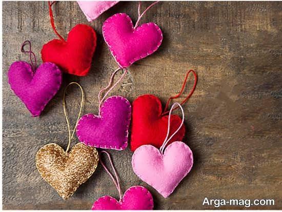 انواع آویز قلب