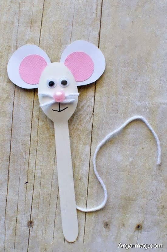 کاردستی موش
