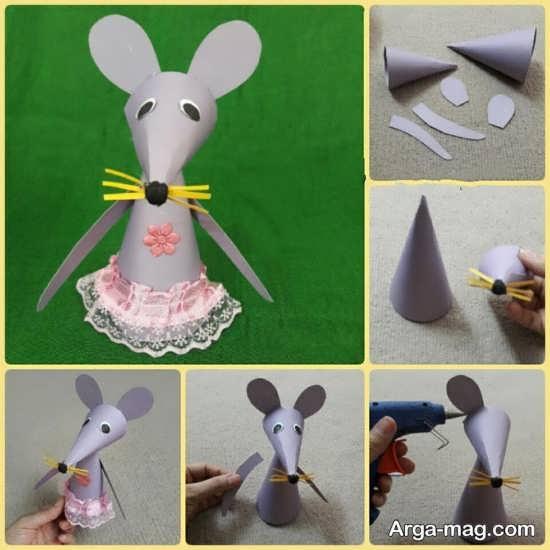 ایده ساخت موش