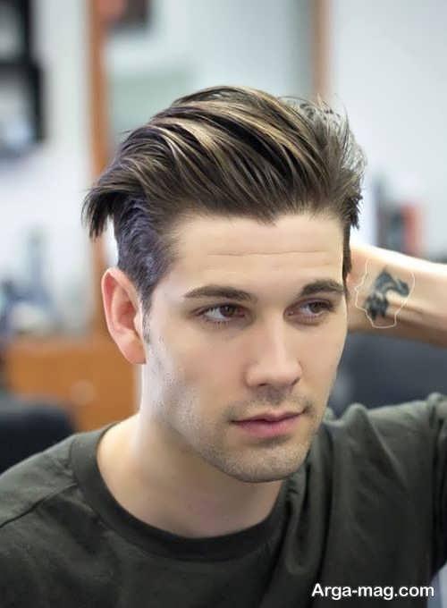 [تصویر:  Mens-haircut-colored-3.jpg]