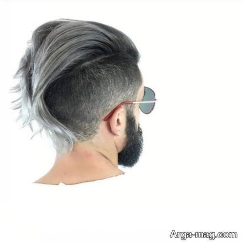 رنگ مو جدید مردانه