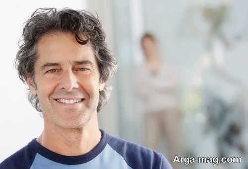 مدل مو مردانه برای افراد میانسال