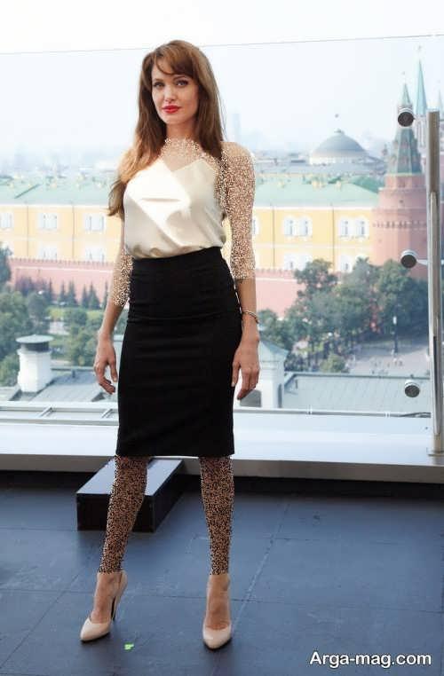 مدل دامن مجلسی زنانه