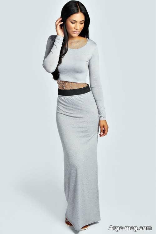 مدل دامن ساده زنانه