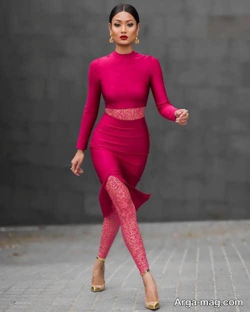 مدل بلوز و دامن زنانه