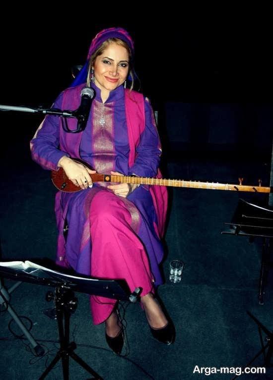 عکس دختر محمدرضا شجریان