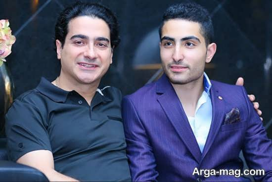 عکس پسران محمدرضا شجریان