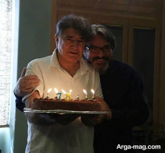 عکس تولد محمدرضا شجریان
