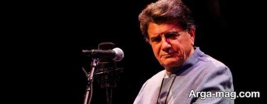 محمدرضا شجریان خواننده و موسیقی دان سرشناس کشور
