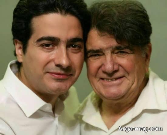 عکس محمدرضا شجریان و همایون شجریان