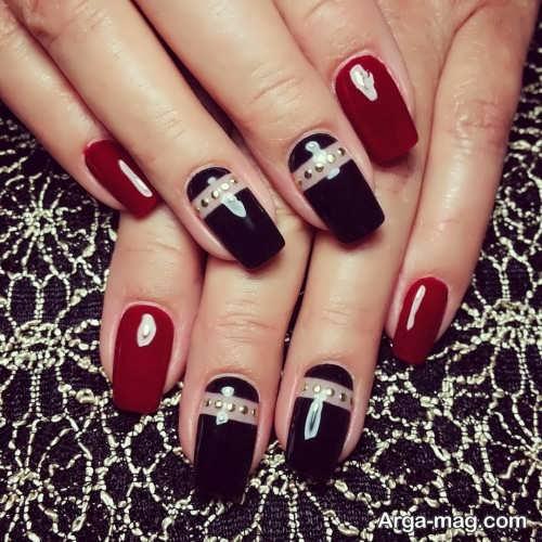 [تصویر:  Nail-design-29.jpg]