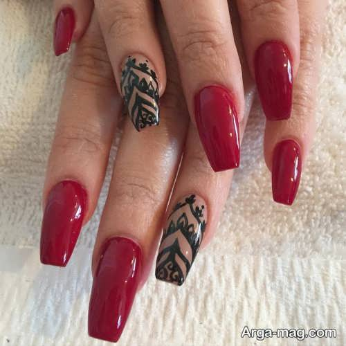 [تصویر:  Nail-design-35.jpg]