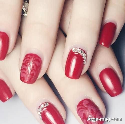 [تصویر:  Nail-design-43.jpg]