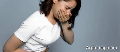 درمان تهوع صبحگاهی