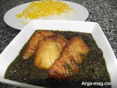 طرز تهیه قلیه ماهی