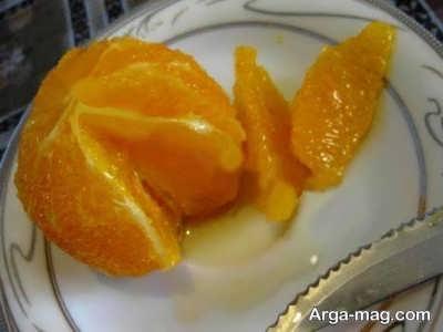روش تهیه مارمالاد پرتقال