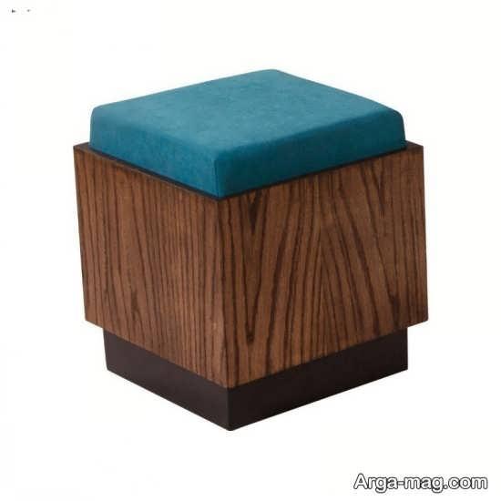 مدل چوبی پاف