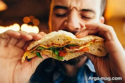 شخصیت شناسی بر مبنای غذا خوردن افراد