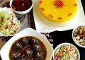 پیشنهاد آشپزی آخر هفته با منوی مازندرانی