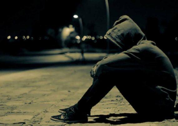 عکس پروفایل غمگین مردانه