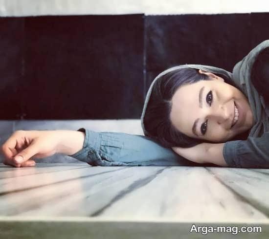 سانیا سالاری بازیگر سریال دلدادگان