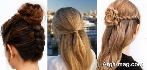 [تصویر:  Simple-chignon-home-13.jpg]