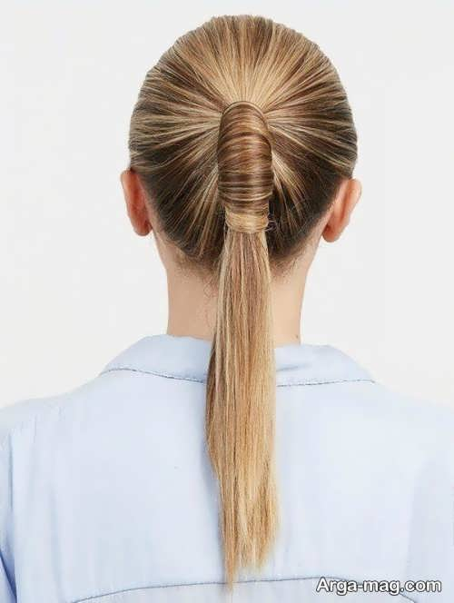 [تصویر:  Simple-chignon-home-22.jpg]