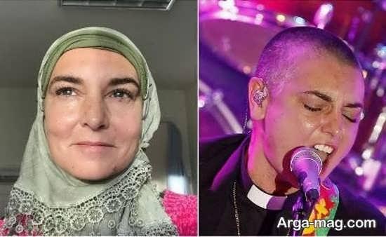 مسلمان شدن خواننده معروف ایرلندی
