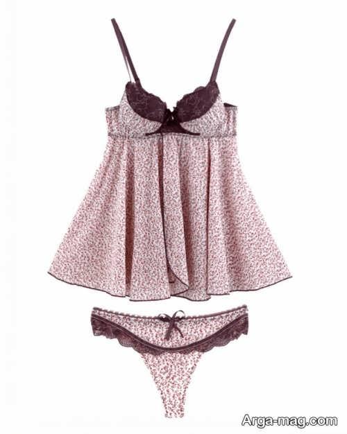لباس خواب فانتزی دخترانه