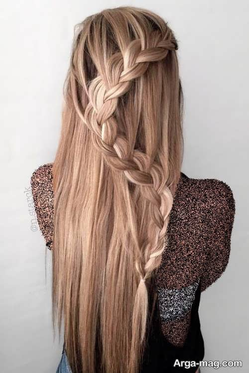 [تصویر:  Stylish-haircut-plait-model-11.jpg]