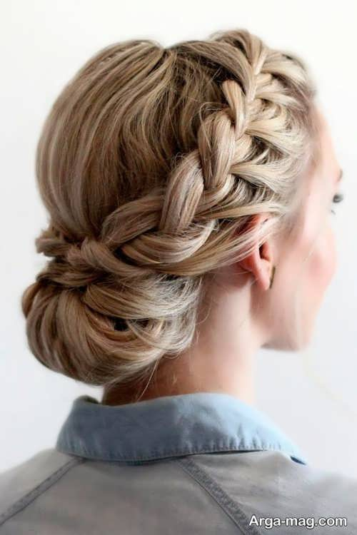 [تصویر:  Stylish-haircut-plait-model-2.jpg]