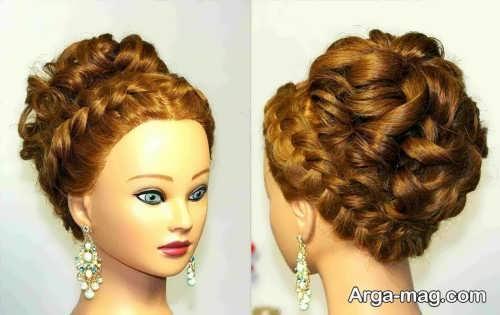 مدل بافت موی زیبا و شیک