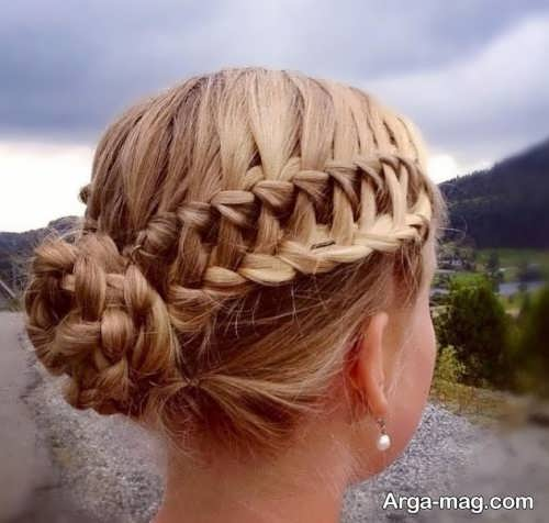 [تصویر:  Stylish-haircut-plait-model-27.jpg]