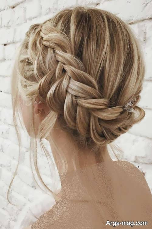 [تصویر:  Stylish-haircut-plait-model-29.jpg]