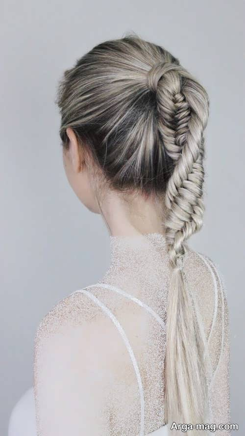 [تصویر:  Stylish-haircut-plait-model-9.jpg]