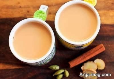 طرز تهیه چای هندی