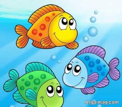قصه ماهی کوچولو