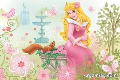 قصه شب ملکه گل ها