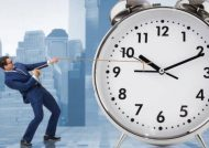 مدیریت زمان در انجام کارها