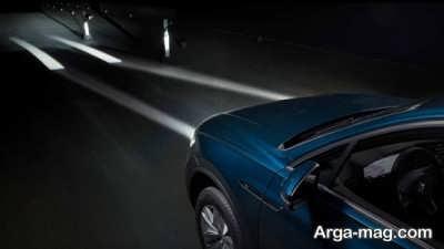 عملکرد فناوری چراغ های واکنشی فولکس واگن