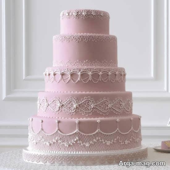 مدل کیک عروس زیبا