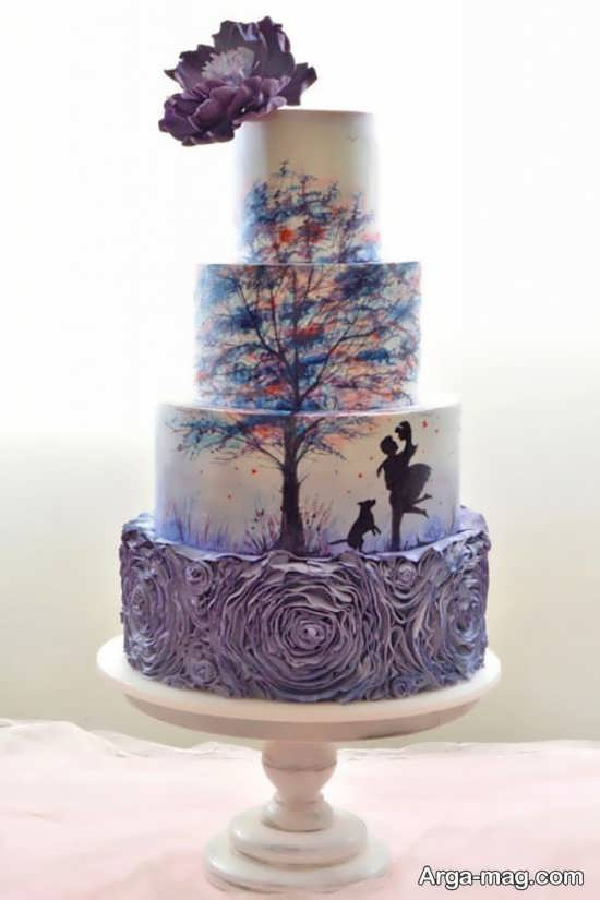 [تصویر:  Wedding-Cake-Model-7.jpg]