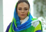 یکتا ناصر با دختر ناز و مو فرفری اش