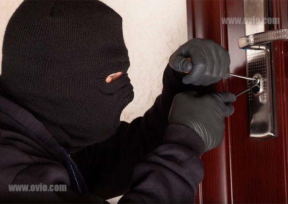 جلوگیری از دزدی منزل